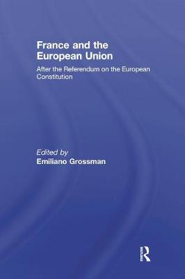 France and the European Union: After the.. Cover