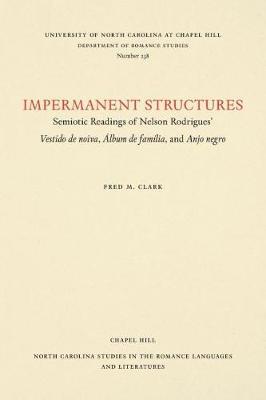Impermanent Structures: Semiotic.. Cover