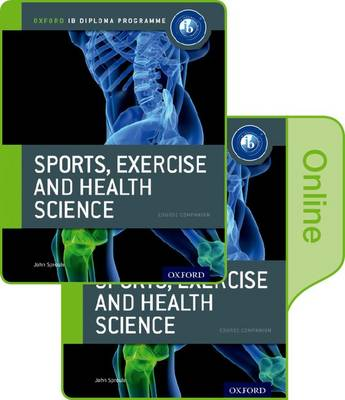 IB Sports, Exercise and Health Science.. Cover