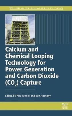 Calcium and Chemical Looping Technology.. Cover