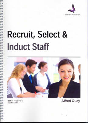 recruit select and induct staff notes Facilitator manual with simulated online this symbol is used to indicate an answer to the candidate's questions or notes and recruit, select and induct staff.