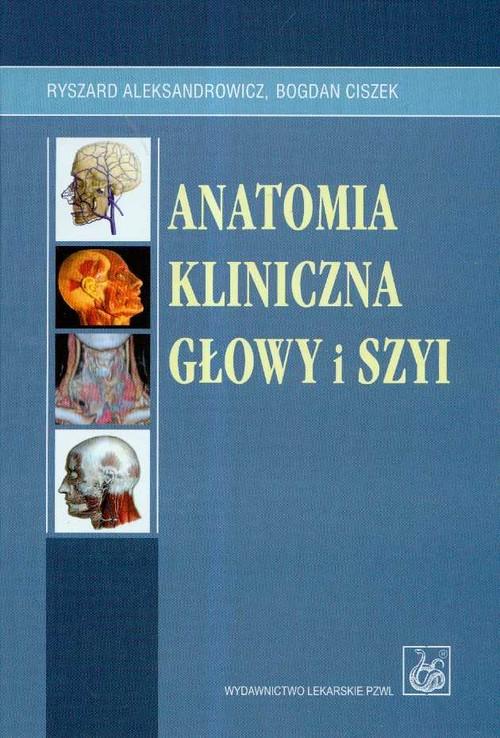Anatomia kliniczna głowy i szyi Cover