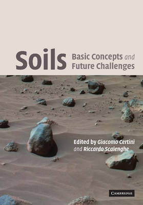Soils: Basic Concepts and Future.. Cover