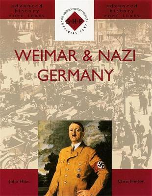 Weimar & Nazi Germany Cover