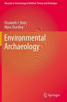 Environmental Archaeology Cover