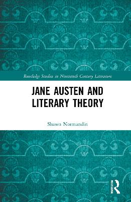 Jane Austen and Literary Theory Cover