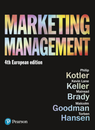 Kotler: Marketing Management_p4 Cover