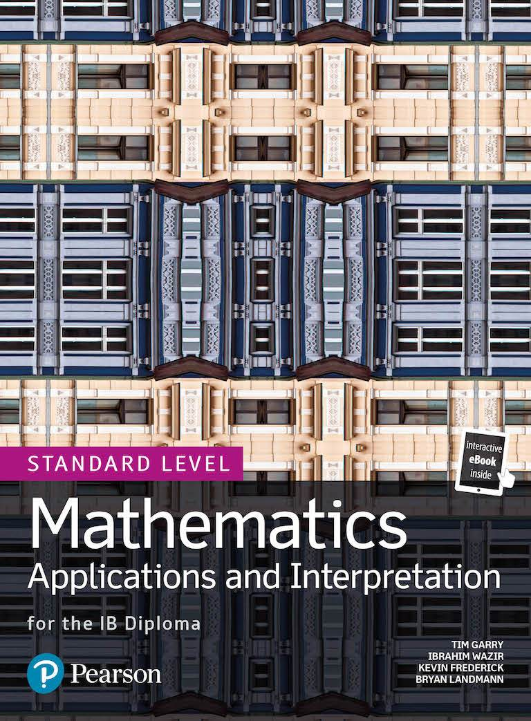 Pearson Baccalaureate Mathematics Applications and Interpretation bundle SL