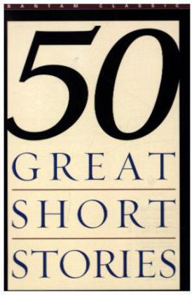 Fifty Great Short Stories Cover