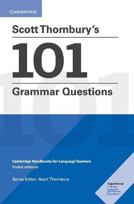 Scott Thornbury's 101 Grammar Questions Pocket Editions
