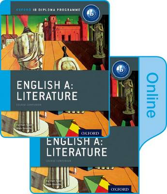 IB English A Literature Print and Online.. Cover