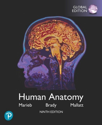 Human Anatomy, Global Edition Cover
