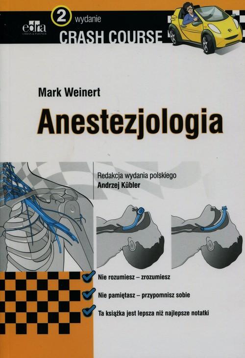 Crash Course Anestezjologia Cover