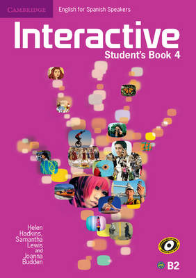 Interactive for Spanish Speakers Level 4 Student's Book