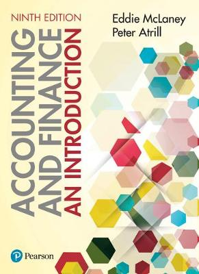 Accounting and Finance: An Introduction.. Cover