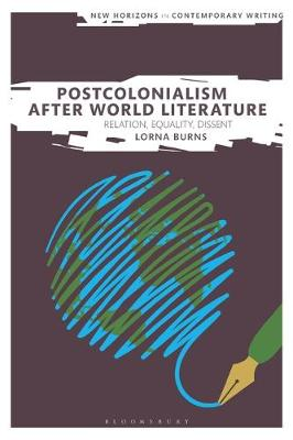 Postcolonialism After World Literature:.. Cover
