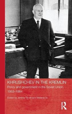Khrushchev in the Kremlin Cover
