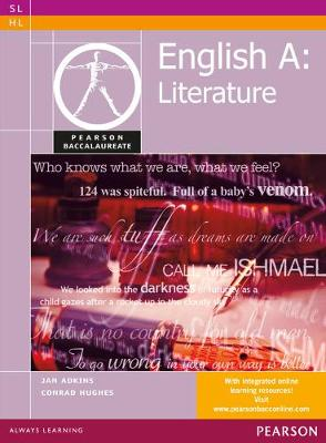 Pearson Baccalaureate English A: Literature Print and Ebook Bundle