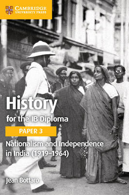 Nationalism and Independence in India (1919-1964): Nationalism and Independence in India (1919-1964) Paper 3