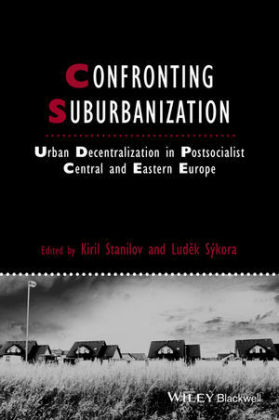 Confronting Suburbanization: Urban.. Cover