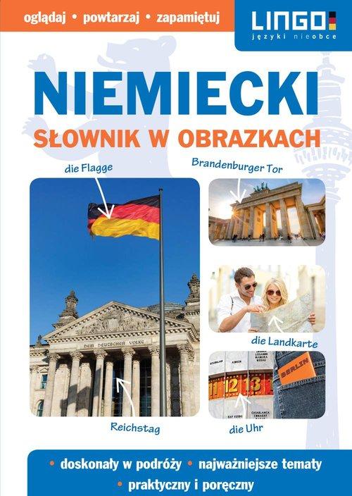 Niemiecki Słownik w obrazkach Cover