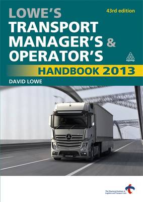 Lowe's Transport Manager's and.. Cover