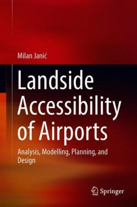 Landside Accessibility of Airports Cover