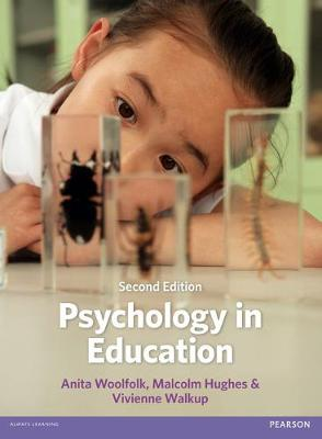 Psychology in Education Cover