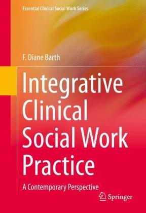 Integrative Clinical Social Work.. Cover