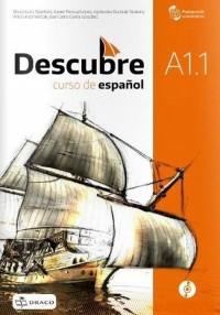 Descubre A1.1 Podręcznik +CD (podręcznik wieloletni)