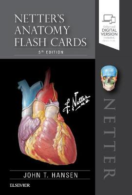 Netter's Anatomy Flash Cards Cover