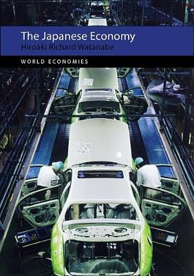The Japanese Economy Cover
