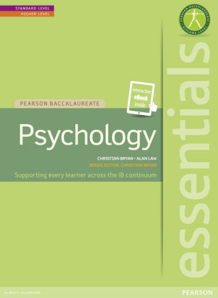 Pearson Baccalaureate Essentials: Psychology print and ebook bundle