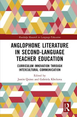 Anglophone Literature in Second-Language.. Cover