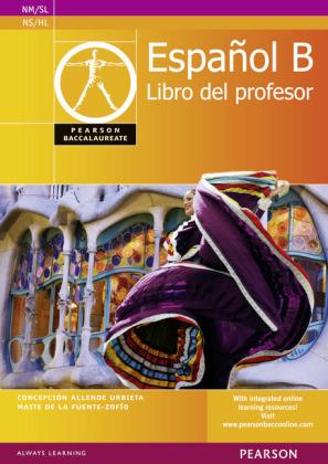 Pearson Baccalaureate Espanol B Teacher's Book for the IB Diploma