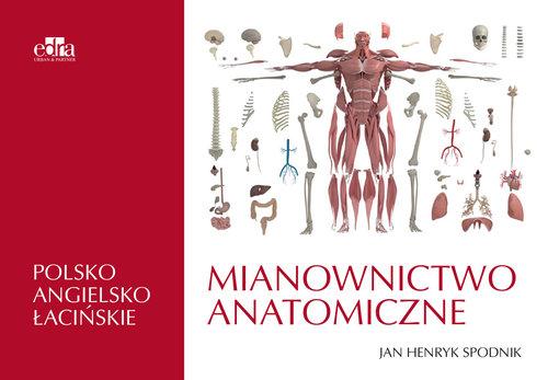 Mianownictwo anatomiczne.. Cover