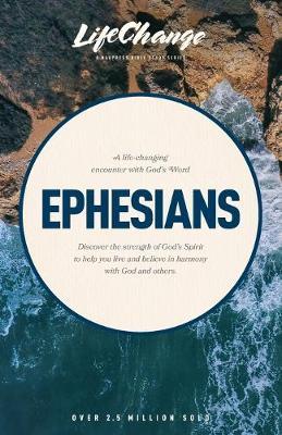 Lc Ephesians (14 Lessons): Lifechange.. Cover
