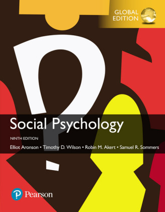 Social Psychology, Global Edition Cover