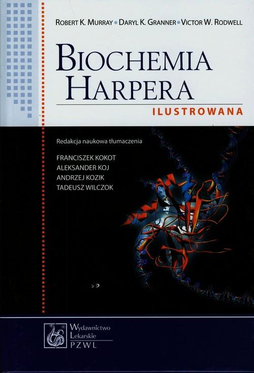 Biochemia Harpera Cover