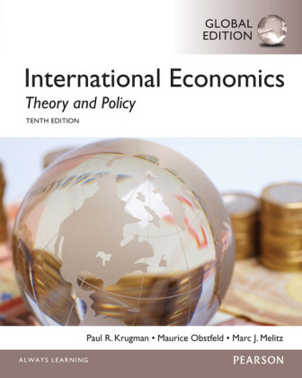 International Economics: Theory and.. Cover