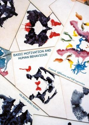 Basic Motivation and Human Behaviour:.. Cover