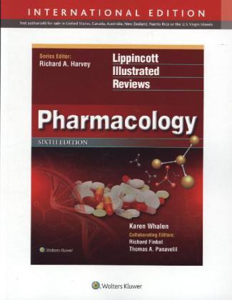 Lippincott's Illustrated Reviews: Pharmacology 6e