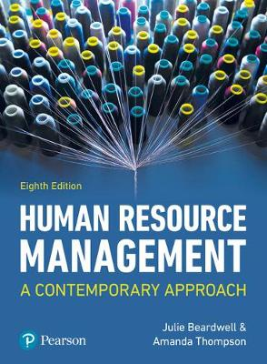 Human Resource Management:A Contemporary.. Cover