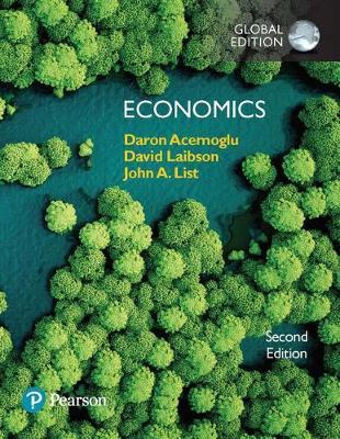 Economics plus Pearson MyLab Economics.. Cover