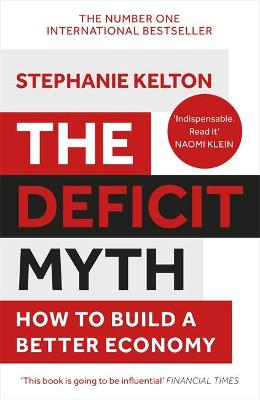 The Deficit Myth Cover