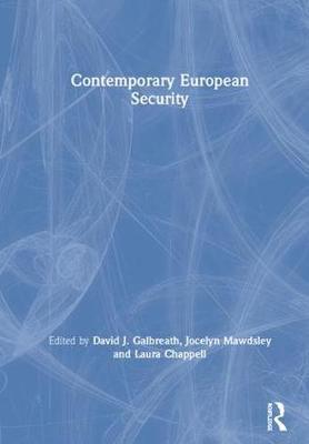 Contemporary European Security Cover