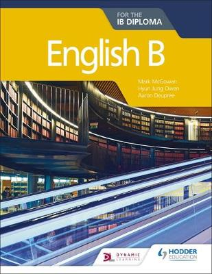 English B for the IB Diploma Cover