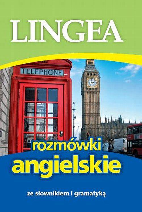Rozmówki angielskie wyd. 3 Cover
