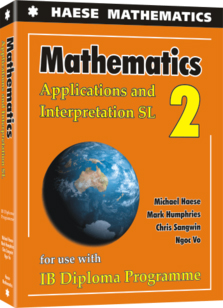 Mathematics: Applications And Interpretation SL