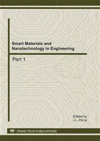 Smart Materials and Nanotechnology in.. Cover